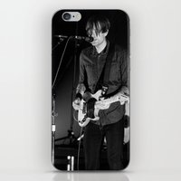 death cab for cutie iPhone & iPod Skins featuring Death Cab For Cutie by Adam Pulicicchio Photography