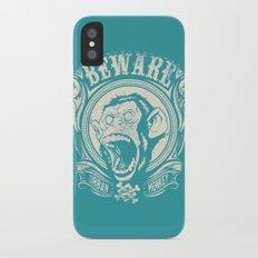 Urban monkey iPhone X Slim Case