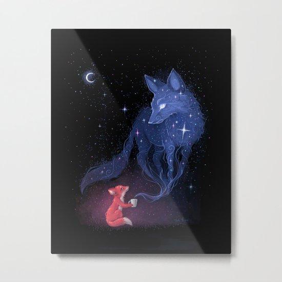 Celestial Metal Print