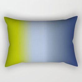 Ombre Summer Breeze 1 Rectangular Pillow