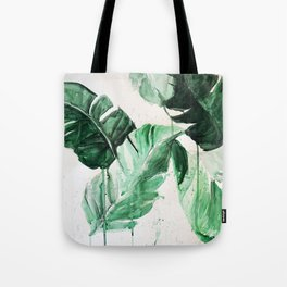 Look their's a unic...banana! Tote Bag