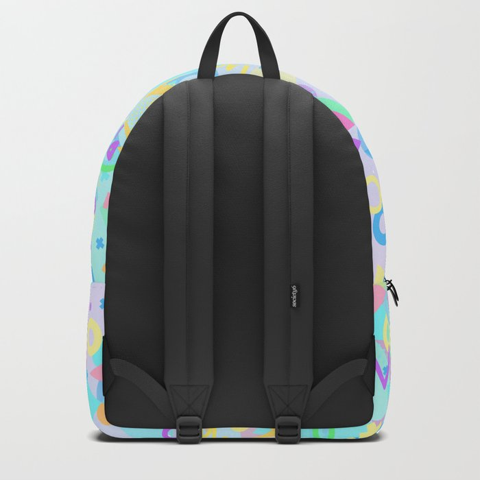 Living Forever In The 90s Backpack