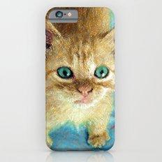 Cute Little Kitten  iPhone 6s Slim Case