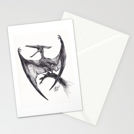Pterodactyl Stationery Cards