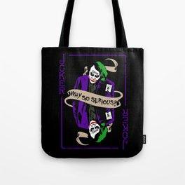 The Joker Heath Tote Bag