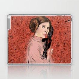 Princess Leia from StarWars Laptop & iPad Skin