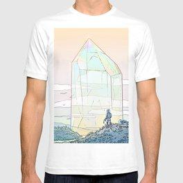 Giant Crystal 2 T-shirt