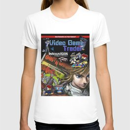 Video Game Trader #15 Cover Design T-shirt