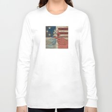 Blame US Long Sleeve T-shirt