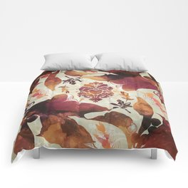 Floral Decor II Comforters