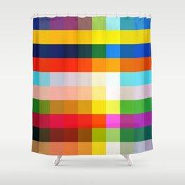 Unktehi Shower Curtain