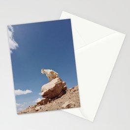 Rocky Mountain Goat Stationery Cards