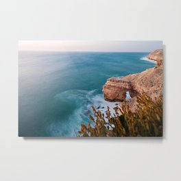coastal view Metal Print