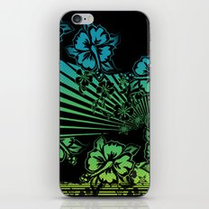 Hawaii Five-O Dark iPhone & iPod Skin