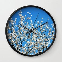 Spring Blossom VII Wall Clock