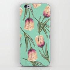 Tulipa pattern 3.3 iPhone & iPod Skin