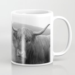 Highland cow I Coffee Mug