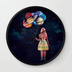 The Guardian of the Galaxy Wall Clock