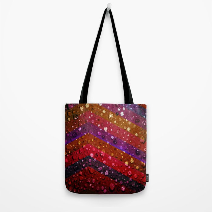 All The Glitters Is Rock Tote Bag