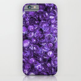 Pebbles By The Sea iPhone Case