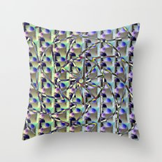 Push Ups Throw Pillow