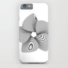 Bio Flower Art Print Slim Case iPhone 6s