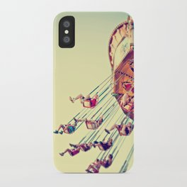 joy ride iPhone Case