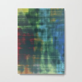 Abstract painting 113 Metal Print