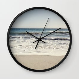 Malibu Beach Wall Clock