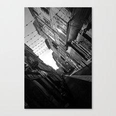 Cours Julien  Canvas Print