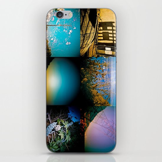 Hiking in Los Angeles iPhone & iPod Skin