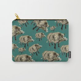 Love a boar Carry-All Pouch