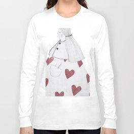 regina di cuori Long Sleeve T-shirt