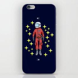 USSR cosmonaut iPhone Skin