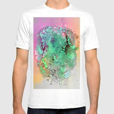 things Mens Fitted Tee White MEDIUM