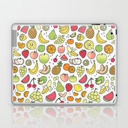 Juicy Fruits Doodle Laptop & iPad Skin