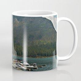 Boat Slips Coffee Mug