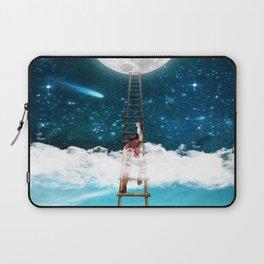 Reach for the Moon v2 Laptop Sleeve