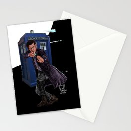 11th Doctor Stationery Cards