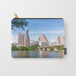 Bright Day in Austin Carry-All Pouch