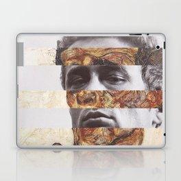 Egon Schiele's Self Portrait with Bare Shoulder & James D. Laptop & iPad Skin