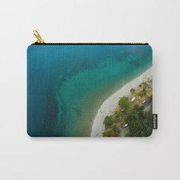 Lake Hawea lake wakatipo blue crystal clear Carry-All Pouch