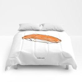 Sake Sushi Comforters