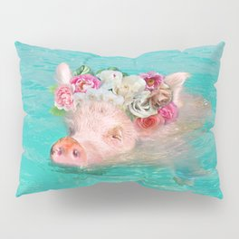 Whistle your soundtrack, daydream your future. Pillow Sham