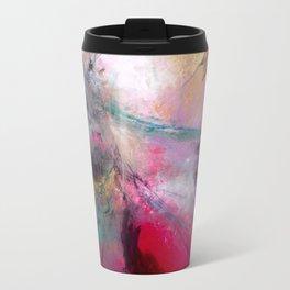 Amaranth Pink Travel Mug