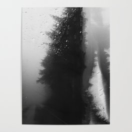 What Lies Down Hidden Rain Drenched Paths Poster