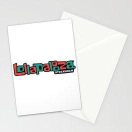 LOLLAPALOOZA FESTIVAL 2020 EUR Stationery Cards