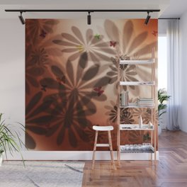 Flower LD Wall Mural