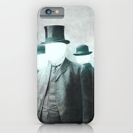 Business As Usual iPhone Case