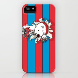 Polar Attraction for Icee iPhone Case